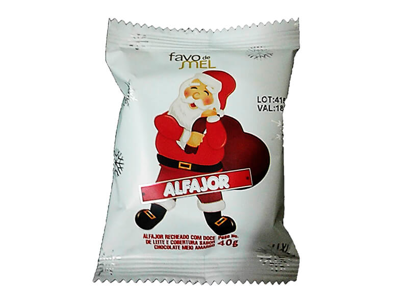 ALFAJOR PAPAI NOEL 40 G
